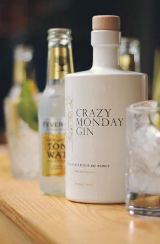 Crazy Monday Gin